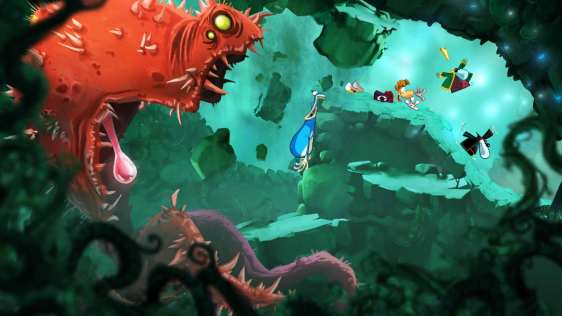 wallpapers-of-rayman-origins-