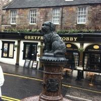 Day 3 in Edinburgh!