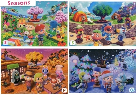 ACNL-Seasons