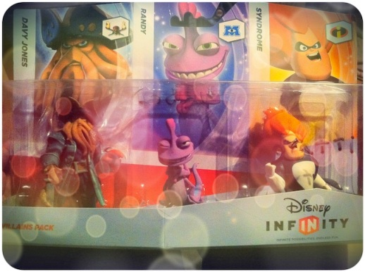 Disney infinity Villian package