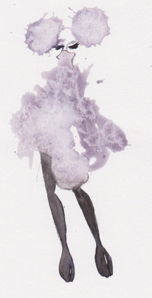 lilac darling